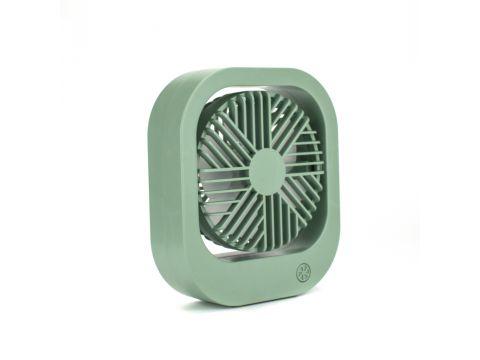 Портативный переносной вентилятор DianDi SQ-2167 Green (LS1010053965)