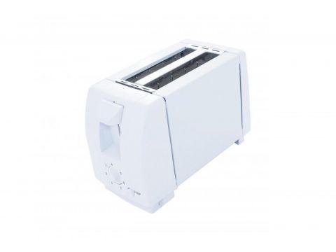 Тостер на 2 отделения Crownberg CB-1105 750W White (112759)