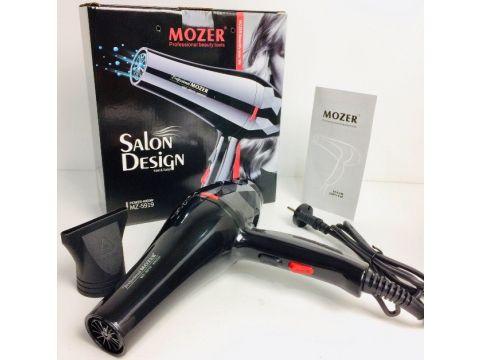 Фен для волос Mozer MZ5919 4000W Черный (300950)