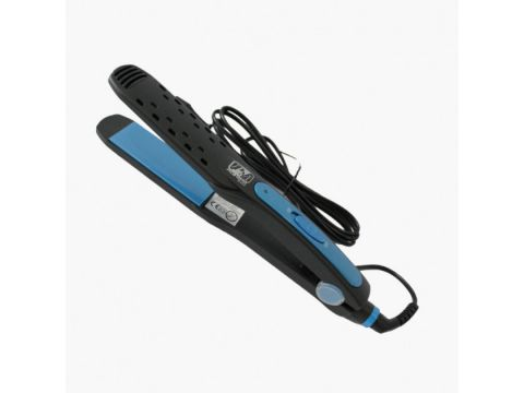 Утюжок Выпрямитель Для Волос Promotec Pm 1232 Черно-синий (351719)