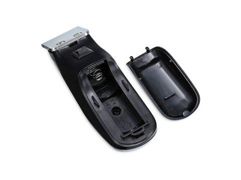 Компактный триммер Kemei KM-666 для стрижки волос и бороды электрический (4700-14265)