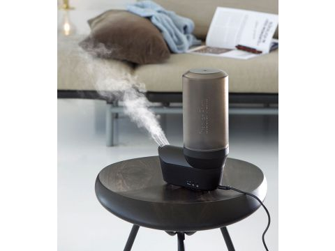 Персональный увлажнитель воздуха ультразвуковой Stadler Form Emma Black E-031