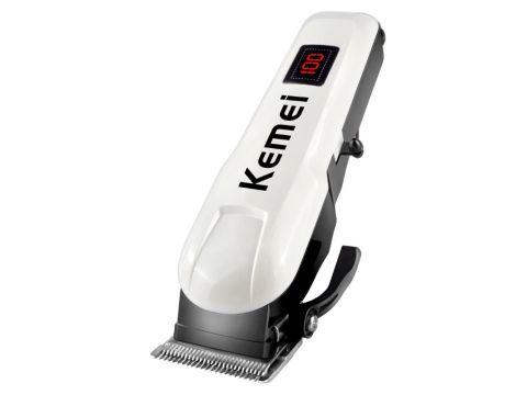 Машинка для стрижки на аккумуляторе Kemei KM-809A (4707-14455a)