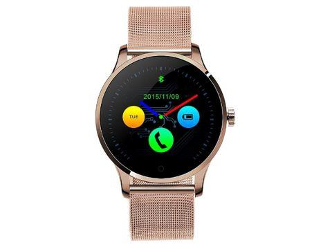 Умные часы Lemfo K88H с пульсометром Бронзовый