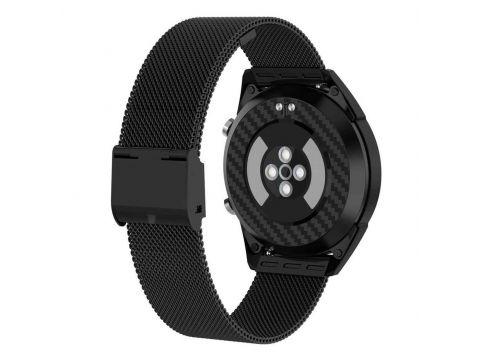 Умные часы No.1 DT28 с ЭКГ и пульсоксиметром Черный