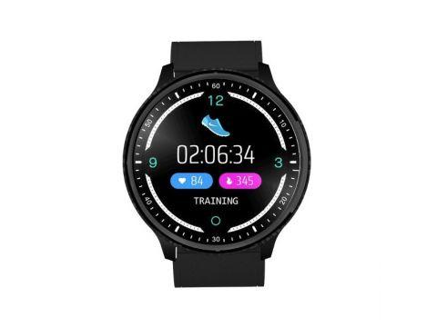 Умные часы Lemfo P69 с тонометром и пульсоксиметром Черный