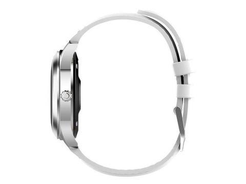 Умные смарт часы King Wear KW10 с защитой от воды Белый