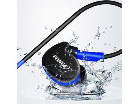 Наушники с микрофоном FONGE S500 Blue (1800-5938a)