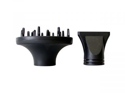 Фен Promotec PM 2303 3000 W Фиолетово-черный (10333)