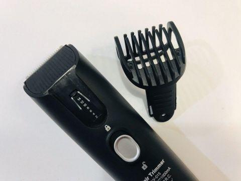 Аккумуляторный Триммер для Стрижки Волос, Бороды, Головы, Тела VGR V 015 Черный (10528)