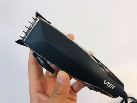 Машинка для стрижки волос VGR V 033 Черный (10534)