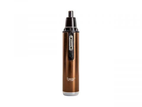 Аккумуляторный Триммер для стрижки волос Носа, Ушей, Бороды, Бровей Domotec MS 2288 2в1 (10095)