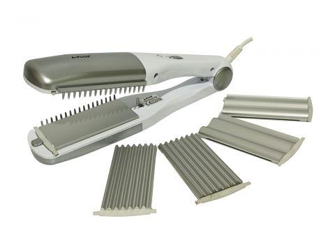 Мультистайлер для укладки волос 3в1 A Plus 1533 30W Серый (10275)