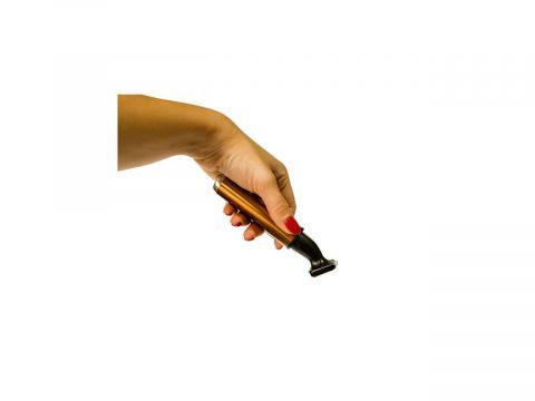 Аккумуляторный Триммер для стрижки волос Носа, Ушей, Бороды, Бровей Gemei GM 3118 4в1 (10358)