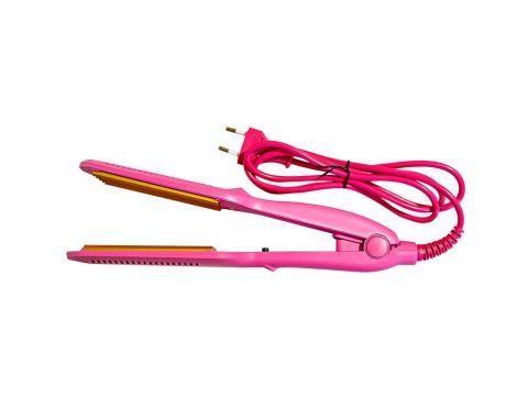 Крупное гофре для волос Pro Gemei 1959 Розовый (10025)
