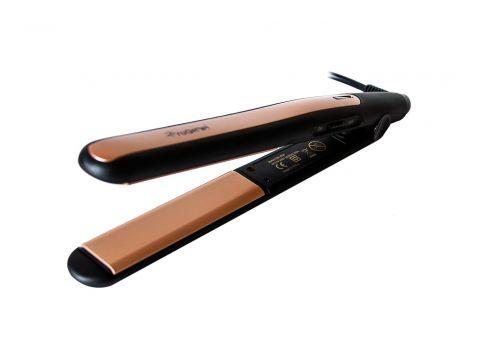 Утюжок-выпрямитель для волос Pro Gemei GM 2955 50 W Черный (10150)