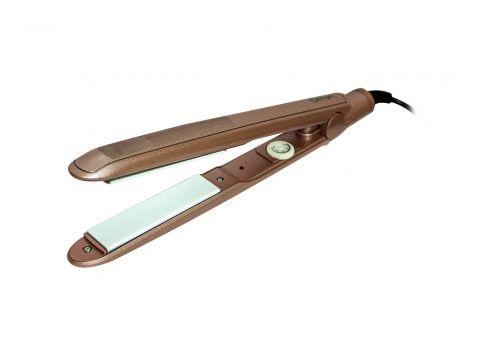 Утюжок-выпрямитель для волос Gemei GM 1952 30 W Коричневый (10393)