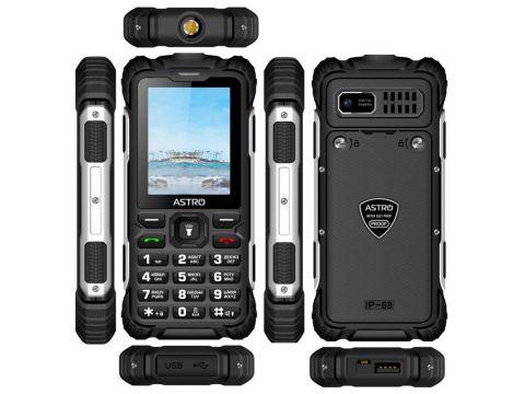 Astro A243 Dual Sim Black