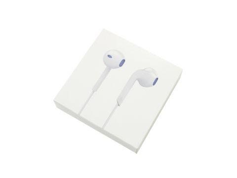 Наушники с микрофоном LANGSDOM V6T White (5224-16266)