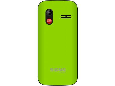 Sigma mobile Comfort 50 Hit 2020 Dual Sim Green (4827798120941)