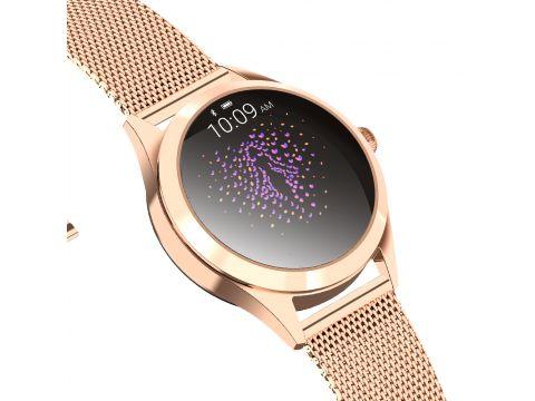 Женские умные часы Mavens fit KW10 Plus gold edition Золотой