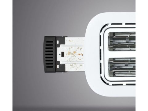 Тостер SilverCrest STS 850 Вт E1 Белый (01521-1)