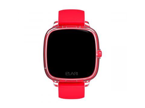 Детские смарт-часы Elari KidPhone Fresh Red с GPS-трекером (KP-F/Red)