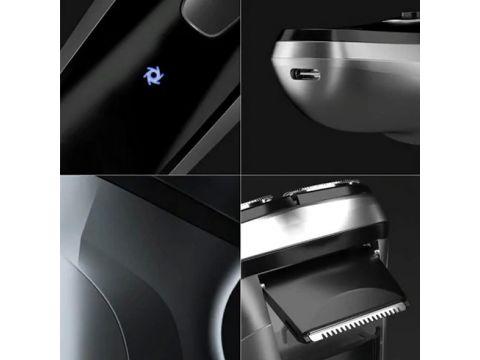 Электробритва Xiaomi Enchen BlackStone 3D (Черная)