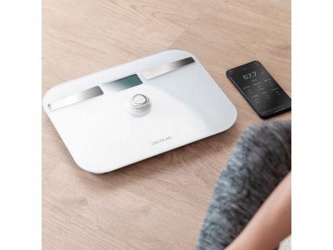 Смарт-весы CECOTEC Surface Precision EcoPower 10200 Smart Healthy White