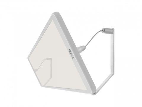 Стеклянный инфракрасный обогреватель Teple Sklo Crystal 600 Вт