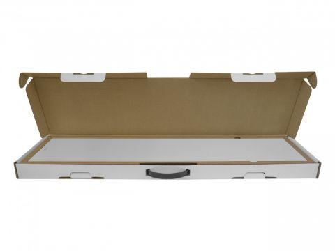 Стеклянный инфракрасный обогреватель Teple Sklo Ceramic 400 Вт
