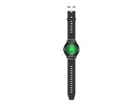 Умные часы Linwear LW11 с измерением кислорода Черный