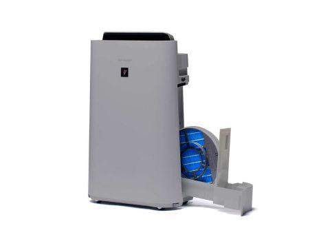 Очиститель воздуха с функцией увлажнения SHARP UA-HD60E-L