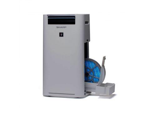 Очиститель воздуха с функцией увлажнения SHARP UA-HG60E-L