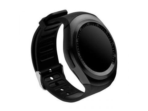 Умные часы Media-Tech Round Watch GSM MT855 Черный