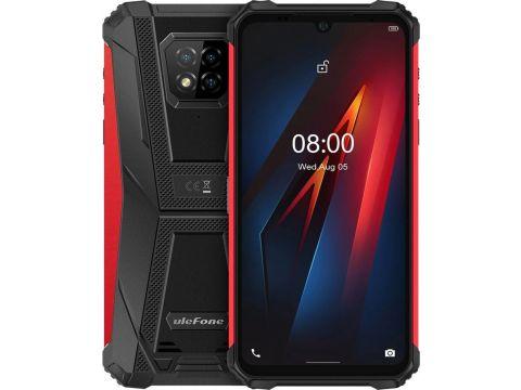 Смартфон Ulefone ARMOR 8 4/64Gb NFC Red (Global)