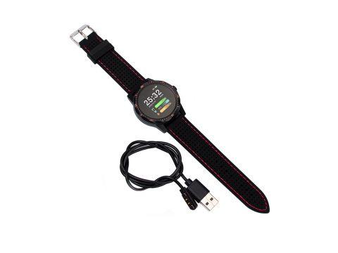 Смарт-часы Colmi Sky 1 Black + Red (6179-20811)