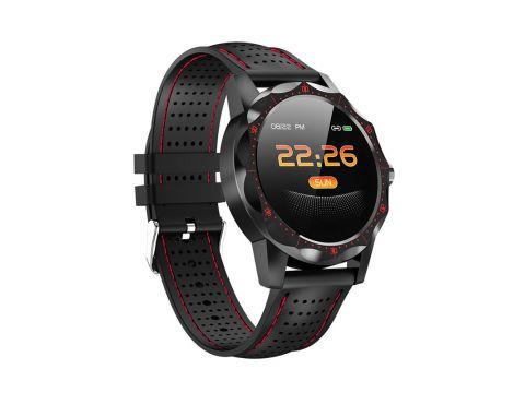 Смарт-часы Colmi Sky 1 Black + Red пульсометр