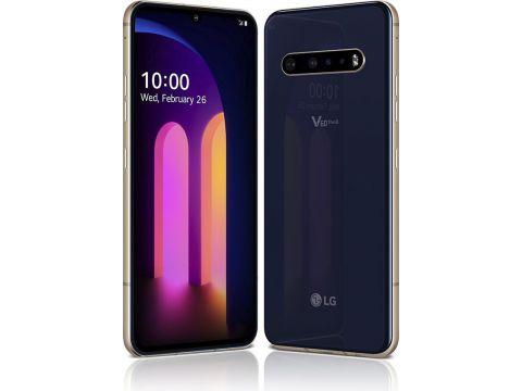 Смартфон LG V60 ThinQ 8/128GB 1SIM Classy White (V600AM)