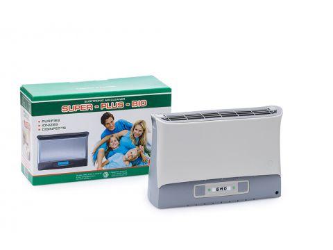 Очиститель-ионизатор воздуха Zenet Супер-Плюс Био Серый