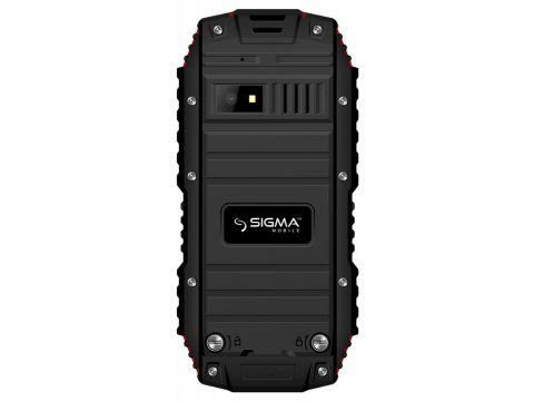 Sigma mobile X-treme DT68 Dual Sim Black/Red