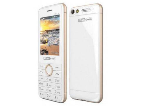 Maxcom MM136 White-Gold (8173558)