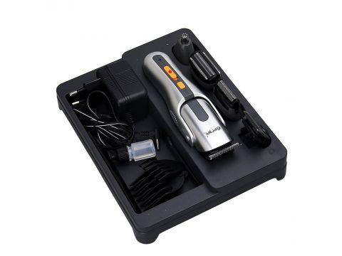 Машинка для стрижки волос, триммер Gemei GM-581 8 в 1 (K101005002)
