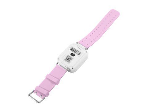 Детские смарт-часы UWatch Q100S с GPS Pink (2965-8318)