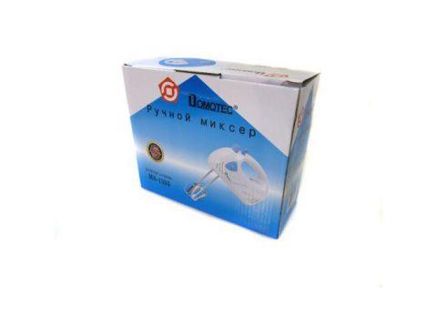Миксер ручной Domotec MS-1355 White (005307)