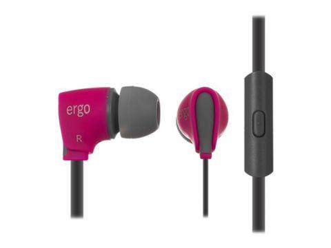 Наушники Ergo VM-110 Pink (2007647)