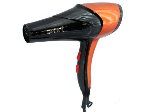 Фен Gemei GM-1766 2600 Вт Черно-оранжевый (FL-114)