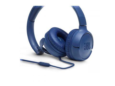 Наушники JBL T500 Blue (JBLT500BLU)