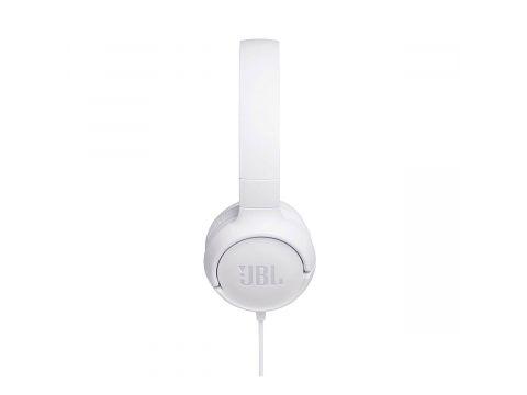 Наушники JBL T500 White (JBLT500WHT)