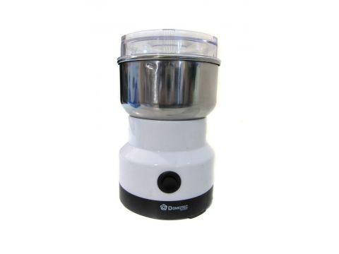 Кофемолка Domotec MS-1106 Белый (R0046)